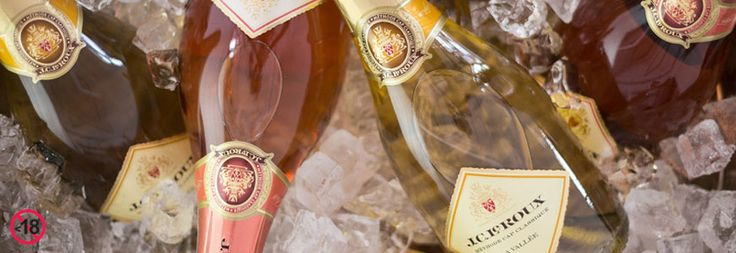 Toast to life with a glass of J.C. Le Roux