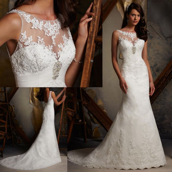 New arrival mermaid lace appliqued bandage back wedding dress gowns 2016 from china factory abito da sposa vestido de novia b026