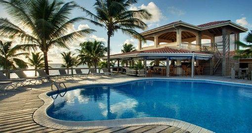 Sun Breeze Resort | Belizean Beach Escape