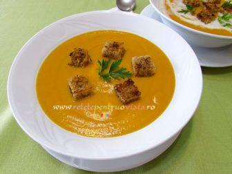 Reteta de supa crema de legume - poza 1