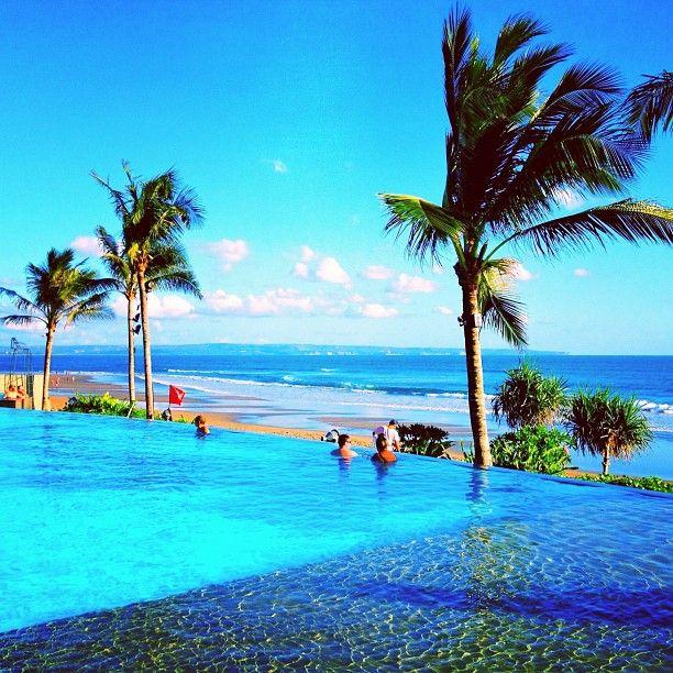 Seminyak, Bali -- Chill and relax