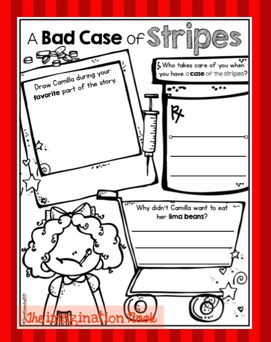 A Bad Case of Stripes - Grab this freebie.
