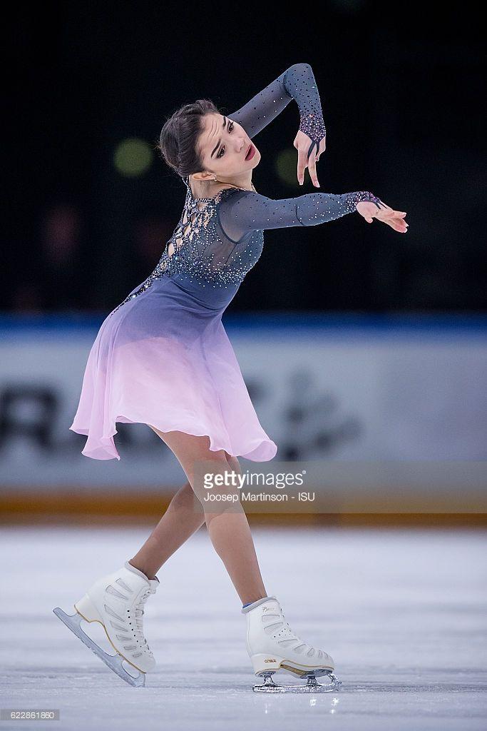 Ladies ~ Evgenia Medvedeva (Russia)
