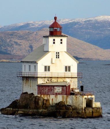 Lighthouses of Norway: Sunnfjord (Florø Area)