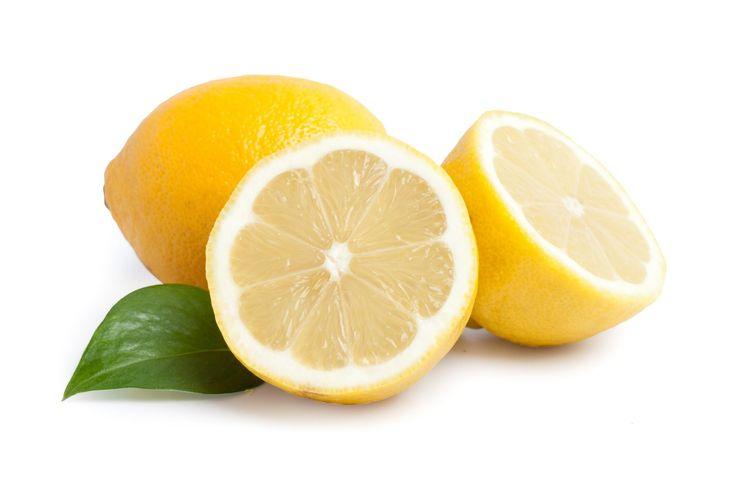 Pulire con il limone