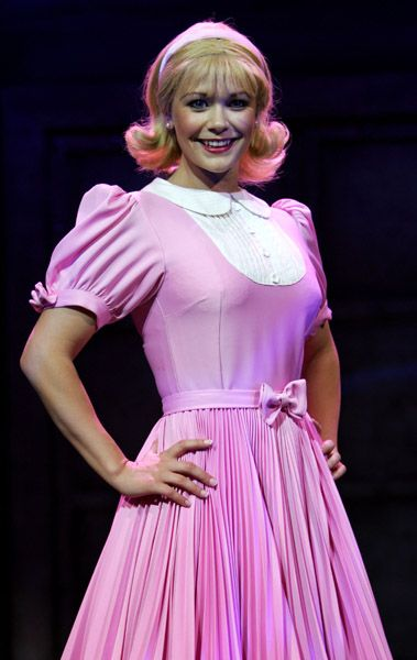 Rocky Horror Show 2006 U.K. Tour (Suzanne Shaw as Janet Weiss)