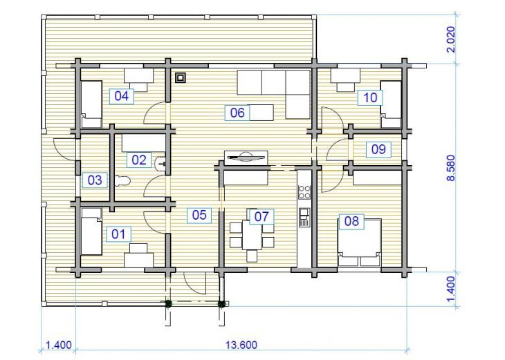 51 best houses images on Pinterest House floor plans, Traditional