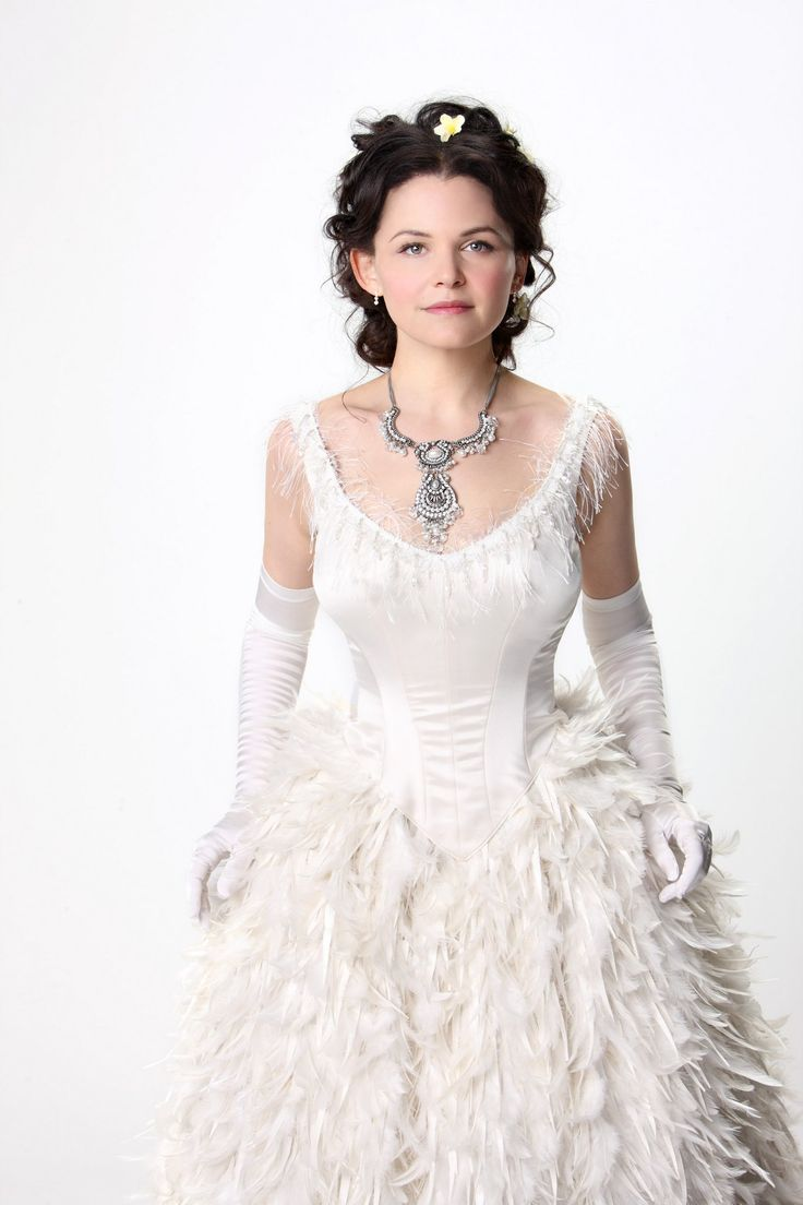 Once Upon a Time Snow White