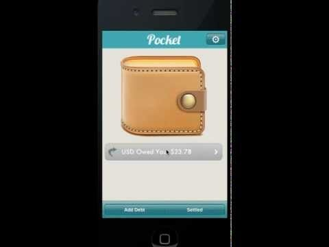 Personal Finance / Debt Tracking App for iPhone & iPad -  Old Portfolio - Personal Finance Videos