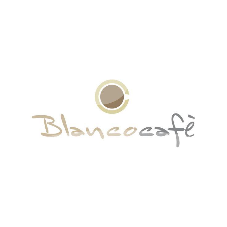 logo Blanco Cafe'