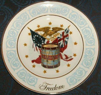 Freedom Amerikaans Britse vlag 1974 Avon.