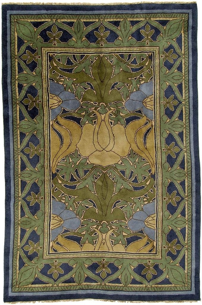 Mission rugs arts and crafts rugs ideas for Arts and crafts carpet