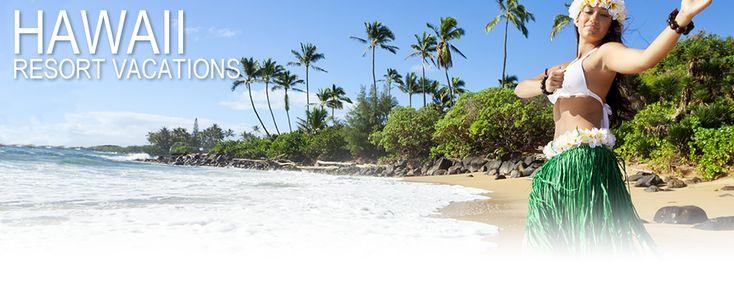 Hawaii Resort Vacations