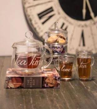 Herbata świeżo parzona czy Ice tea? Jaka by nie była mamy do tego idealną oprawę. Dzbanki z kolekcji Signature - 70 % 👍  https://homeandfood.eu/maisondethe