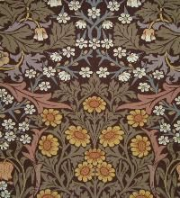 Best Craftsman Arts And Crafts Fabrics Images On Pinterest - Arts and crafts fabric patterns