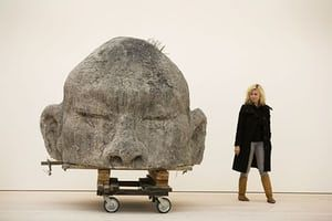 'The Revolution Continues: New Art From China' exhibition at the new Saatchi gallery