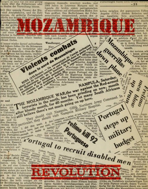 Page 1 :: Mozambican revolution, no. 32, Dec. 1967 - Jan. 1968 :: Emerging Nationalism in Portuguese Africa, 1959-1965. http://digitallibrary.usc.edu/cdm/ref/collection/p15799coll60/id/2025