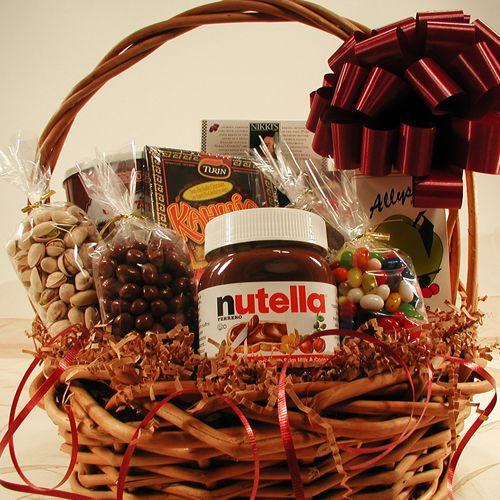 Make Yourself Gift Basket Ideas: 78 Best Gift Basket Ideas Images On Pinterest