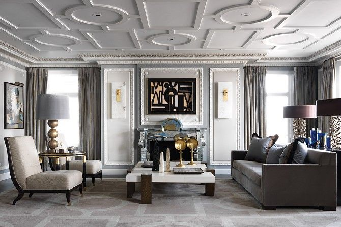 Living Area  SOPHISTICATED LIVING ROOM DESIGNS BY JEAN-LOUIS DENIOT   See more at http://delightfull.eu/blog/2015/11/sophisticated-living-room-designs-jean-louis-deniot/