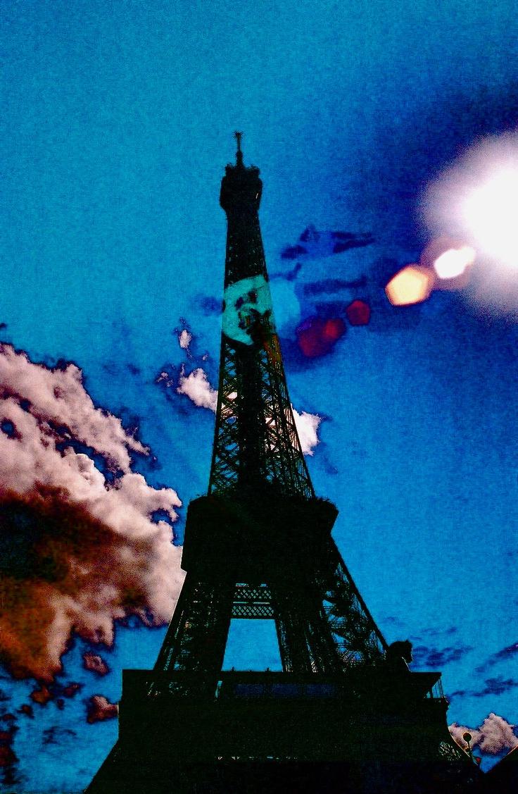 kellyannart.com Eiffel