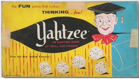 how to play yahtzee hunt