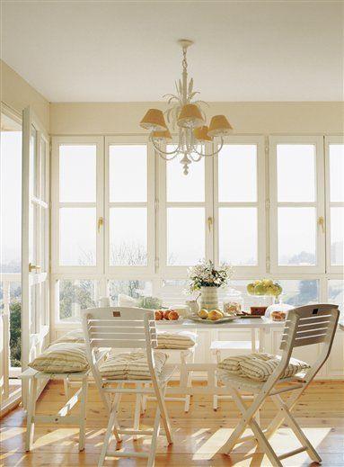 Comer en la cocina 18 office con mucho encanto elmueble - Muebles con encanto ...