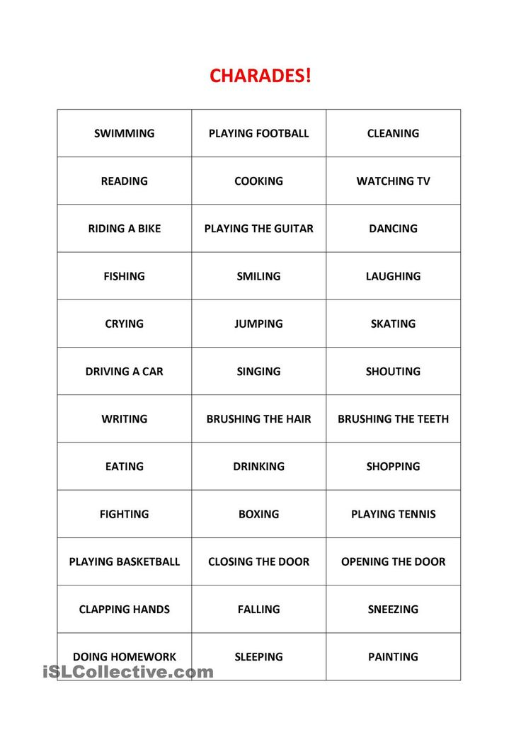Name That Movie Famous Movie Love Quotes Game furthermore C ing Creature Charades as well F B C D Ba F B furthermore E Bf E Ff A D F Ae B Charades Worksheets further Il Xn Htdj. on play baby shower pictionary game