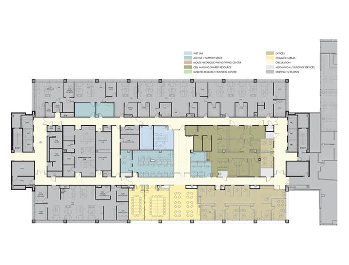 Architectural case study cancer hospital
