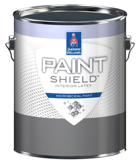 Perfect For Hospitals, Athletic Facilities U0026 Schools, Paint Shield