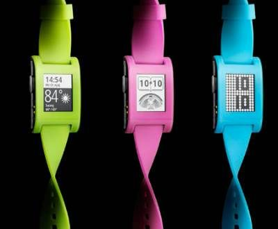 Limited Edition Pebble Smart Watch in Neon Colors!!  #PebbleWatch #pebblesteel #pebble #iWatch #SmartWatch #SmartWatches #PebbleSmartwatch #Wearable #WearableTech #Wearables