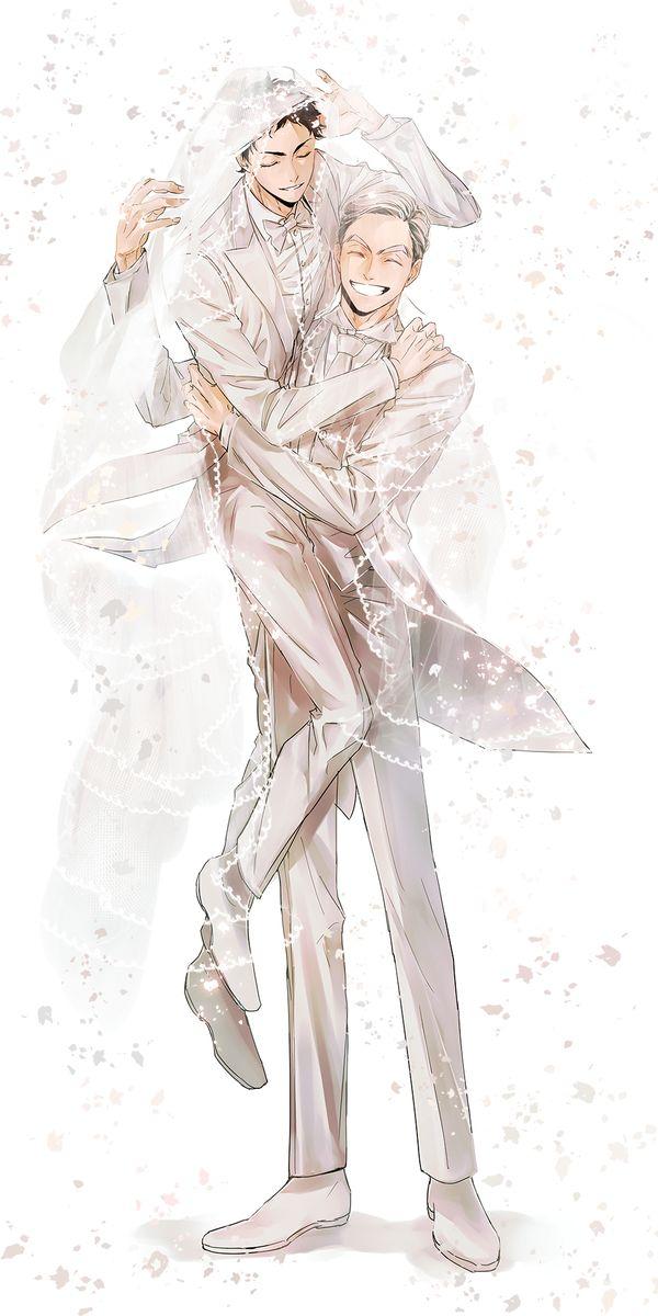 Bokuto & Akaashi