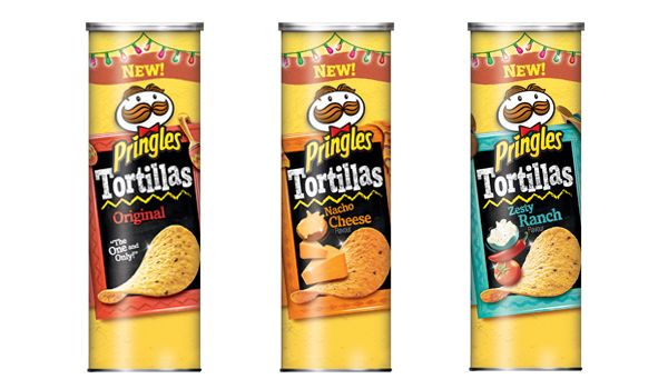 Target: Pringles Tortillas Only $0.76!