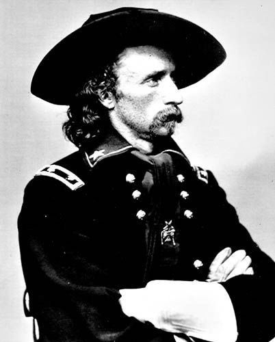 General Custer: The Battle of the Little Bighorn 1876