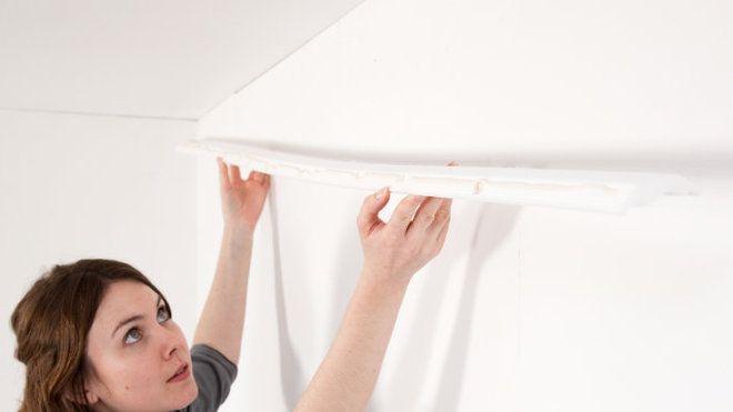les 9 meilleures images du tableau moulure plafond sur pinterest moulure plafond moulures. Black Bedroom Furniture Sets. Home Design Ideas