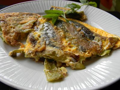 Mısır Unlu Patlıcan Ve Taze Fasulye Kızartması..   Vişnap