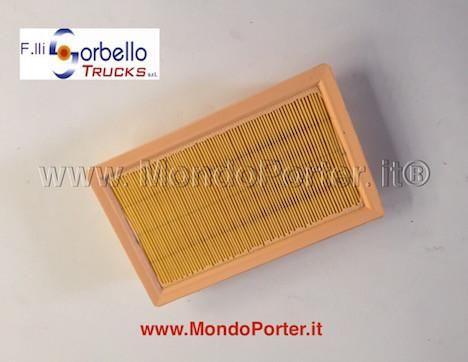 Filtro Aria Piaggio Porter 1.3 benzina 16v - Mondo Porter