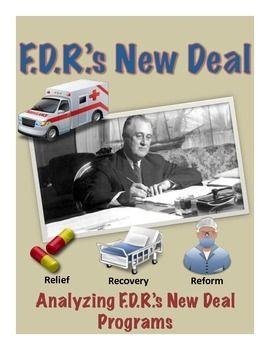 franklin roosevelt new deal essay