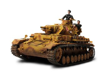 """Panzer IV Ausf.F (Kursk 1943) Diecast Model Tank by Forces Of Valor UN80057 This Panzer IV Ausf.F (Kursk 1943) Diecast Model Tank features working gun, tracks, turret and also opening hatch. It is made by Forces Of Valor and is 1:32 scale (approx. 18cm / 7.1in long).  Just one month prior to the commencement of """"Operation Typhoon"""" (the German assault on Moscow) the Waffenamt was scheduled to begin installing the long-barreled 7.5 cm KwK gun on its new Mark IV Ausf. G tanks. However, when…"""