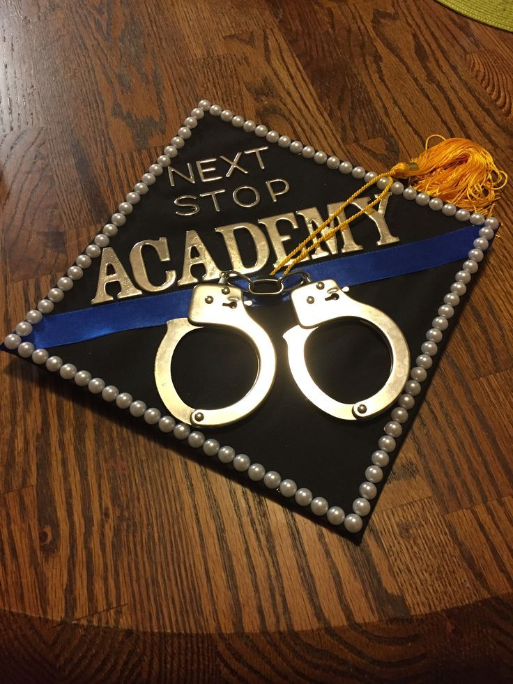 Criminal Justice Graduation Cap Criminal Justice Graduation