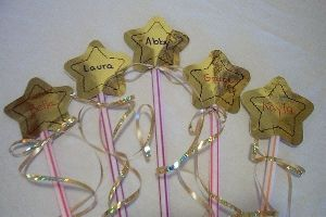 princess party craft