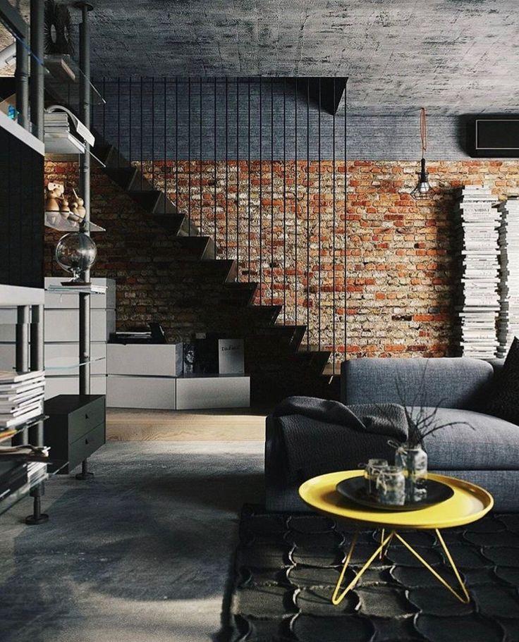 die besten 111 lofts bilder auf pinterest | sonstiges | lofts, Innenarchitektur ideen