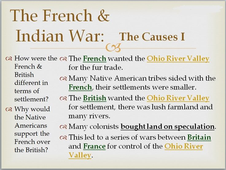 french and indian war effects The french and indian wars is a name used in the united states for a series of  the title french and indian war in the singular is used in the united.