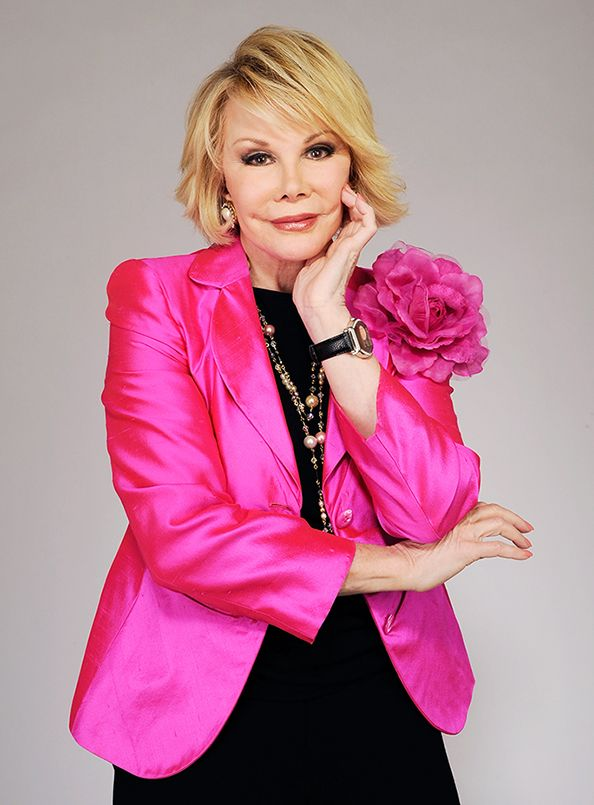 E!'s Fashion Police Season Premiere Pays Tribute to the Incredible Joan Rivers  #InStyle