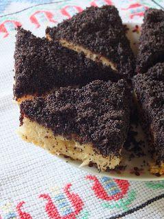 Ízőrző: Paraszt torta (mákos-szilvalekváros kelt tészta)