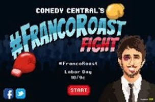 Comedy Central has big social TV and multi-screen plans for tonight's roast of James Franco.