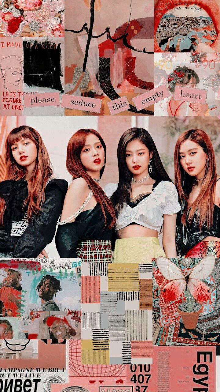 Blackpink Lisa Jisoo Rose Jennie Wallpaper Lockscreen Hd Fondo De