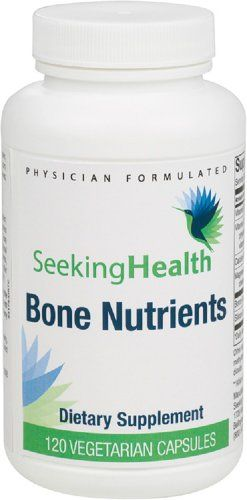 Bone Nutrients | Best Bone Support Supplement | Calcium, Vitamin D and Other Nutrients Provided Per Dose | 120 Easy-To-Swallow Vegetarian Capsules | Free Of Common Allergens - https://all4babies.co.business/bone-nutrients-best-bone-support-supplement-calcium-vitamin-d-and-other-nutrients-provided-per-dose-120-easy-to-swallow-vegetarian-capsules-free-of-common-allergens/  #Allergens, #BEST, #Bone, #Calcium, #Capsules, #Common, #Dose, #EasyToSwallow, #Free, #Nutrients, #Provi