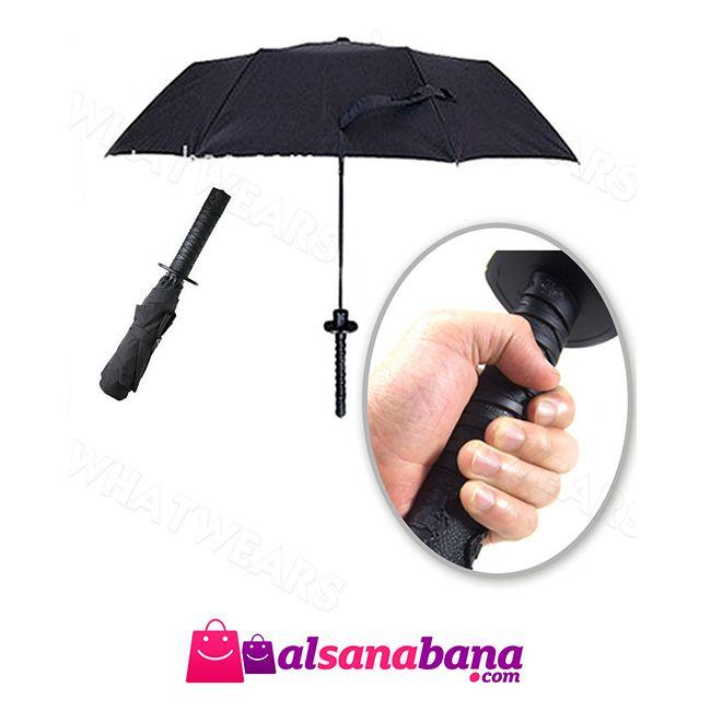 Samuray Kılıcı Şemsiye Dayanıklı telleri sayesinde rüzgarda ters dönmez. Taşıma bandı ile taşımak çok rahat.Elinizdeyken her ne kadar gerçek bir samuray kılıcı gibi gözükse de, siz yine de onun bir şemsiye olduğunu unutmayın.