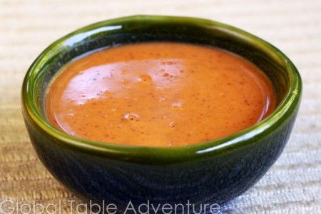 Cameroon Peanut Sauce-love it when my hubby makes this!