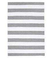 Koodi Duetto-puuvillamatto, harmaa-valkoinen | Hobby Hall, 79,90